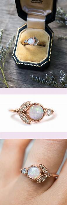 a unique opal engagement ring by s kind wedding rings vintage engagement rings opal unique opal