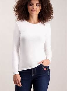 womens white sleeve t shirt tu clothing
