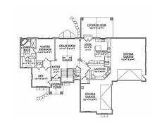 rambler house plans with walkout basement unique house plans rambler 5 rambler house plans with