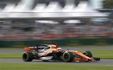 F1 Racers Hit The Track Ahead Of Australian Grand Prix