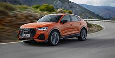 audi q3 coupe 2020 2020 audi q3 sportback debuts with coupe like styling