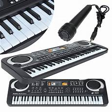 small electric keyboards abs 61 16 sounds 10 rhythms electric keyboard multifunctional mini electronic piano with