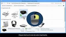 V 233 Rification Du Statut De L Imprimante Dans Windows 8 En