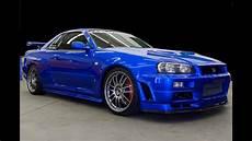 Fast Furious Nissan Skyline Gt R R34