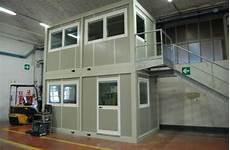 uffici usati uffici prefabbricati due piani fonoassorbenti