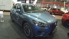 Mazda Cx 5 Nakama Saphir Blue Colour Walkaround And