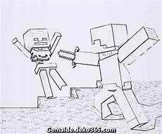 malvorlagen minecraft bilder