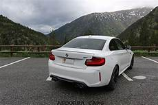 bmw m2 coup 233 f87 white color photos from the pyrenees all andorra
