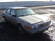 1983 Buick Century by 1983 Buick Century Information And Photos Momentcar