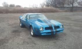 1976 Pontiac Trans Am Firebird Prostreet Muscle Car Race