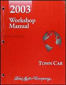 2003 lincoln town car repair shop manual original 2003 lincoln town car repair shop manual original