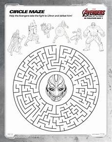 Malvorlagen Age Ultimate Free Printable Age Of Ultron Coloring Sheets
