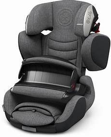 guardianfix 3 kiddy autositz gruppe 1 2 3 grey melange