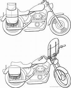 Ausmalbilder Polizei Motorrad Malvorlagen Polizei Motorrad Food Ideas