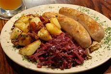 Typisch Deutsche Gerichte - traditional german dinner european foods