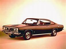 avengers in time 1964 cars plymouth barracuda
