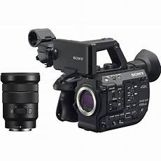 Sony Pxw Fs5m2 4k Xdcam 35mm Compact Camcorder Pxw