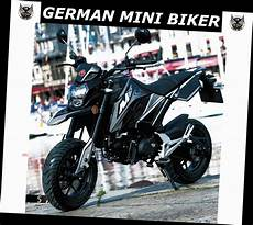German Mini Biker - gmb 125 m5 onyx edition kaufen