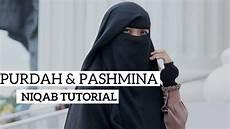 Tutorial Pashmina Untuk Cadar Ragam Muslim