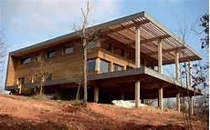 modernes fertighaus holzkonstruktion bourgogne klh