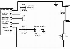 split charge relay kit
