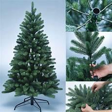 weihnachtsbaum kunststoff premium weihnachtsbaum 100 pe spritzguss b1 tannenbaum