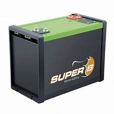 batterie lithium 160 ah b