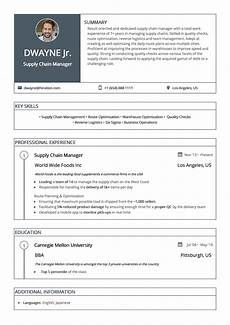 great resume templates the 2019 list of 7 great resume templates