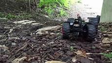 rc bruder traktor crawler umbau testfahrt 1