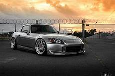 fascinating gray honda s2000 sits well on polished avant