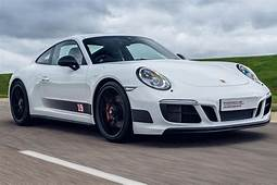 Porsche 911 Carrera 4 GTS British Legends Edition Launches