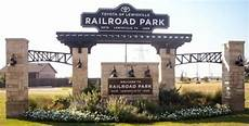 Toyota Of Lewisville Railroad Park