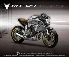 Motorcycle Modification Caf 232 Racer Concepts Yamaha Mt