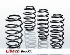 molle assetto eibach pro kit per mercedes sportcoupe
