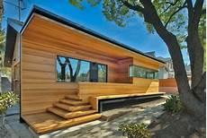 holzbungalow bauen architektur bastelideen ferienhaus