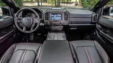 2019 ford expedition stealth edition interior motortrend