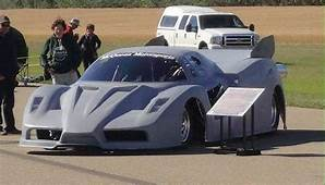 Ferrari Enzo Inspired Jet Car  Super Cars Corner