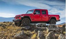 jeep truck 2020 the 2020 jeep gladiator truck this is it