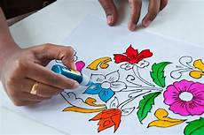 d source making process glass painting vellore d source digital online learning