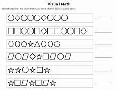 visual algebra worksheets 8622 title dengan gambar