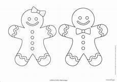 lebkuchen printables zum ausdrucken weihnachtskarten