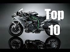 Le Top 10 Des Motos Les Plus Rapides Au Monde En 2017