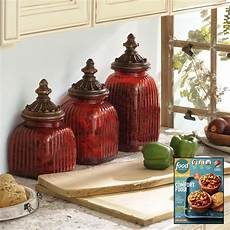 canisters kitchen decor kitchen decor loved by food network magazine