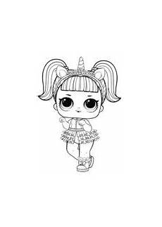 lol doll coloring pages unicorn coloring pages baby