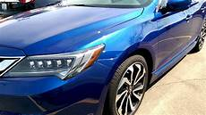2016 acura ilx aspec with technology catalina blue pearl