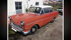 Opel Rekord P1 - opel rekord olympia p1 back on the road part 1