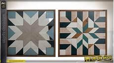 tableau geometrique moderne s 233 rie de deux tableaux 224 motifs g 233 om 233 triques avec 233 l 233 ments
