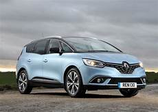 Renault Grand Scenic Estate 2016 Photos Parkers