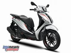 piaggio medley s 150 scooter arrives in oz mcnews au