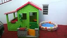 maison de jardin enfant d occasion maison enfant smoby ventana